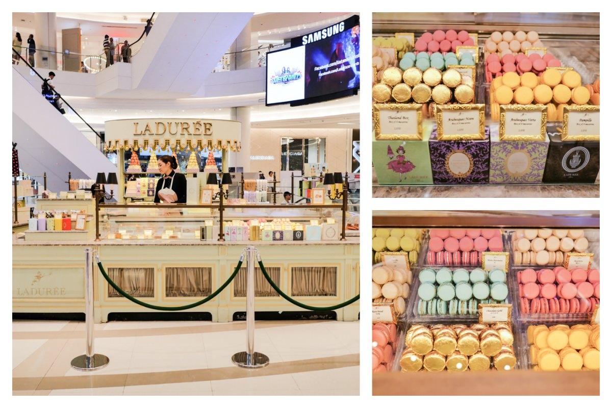 泰國曼谷馬卡龍甜點推薦 精選九家馬卡龍名店大集合