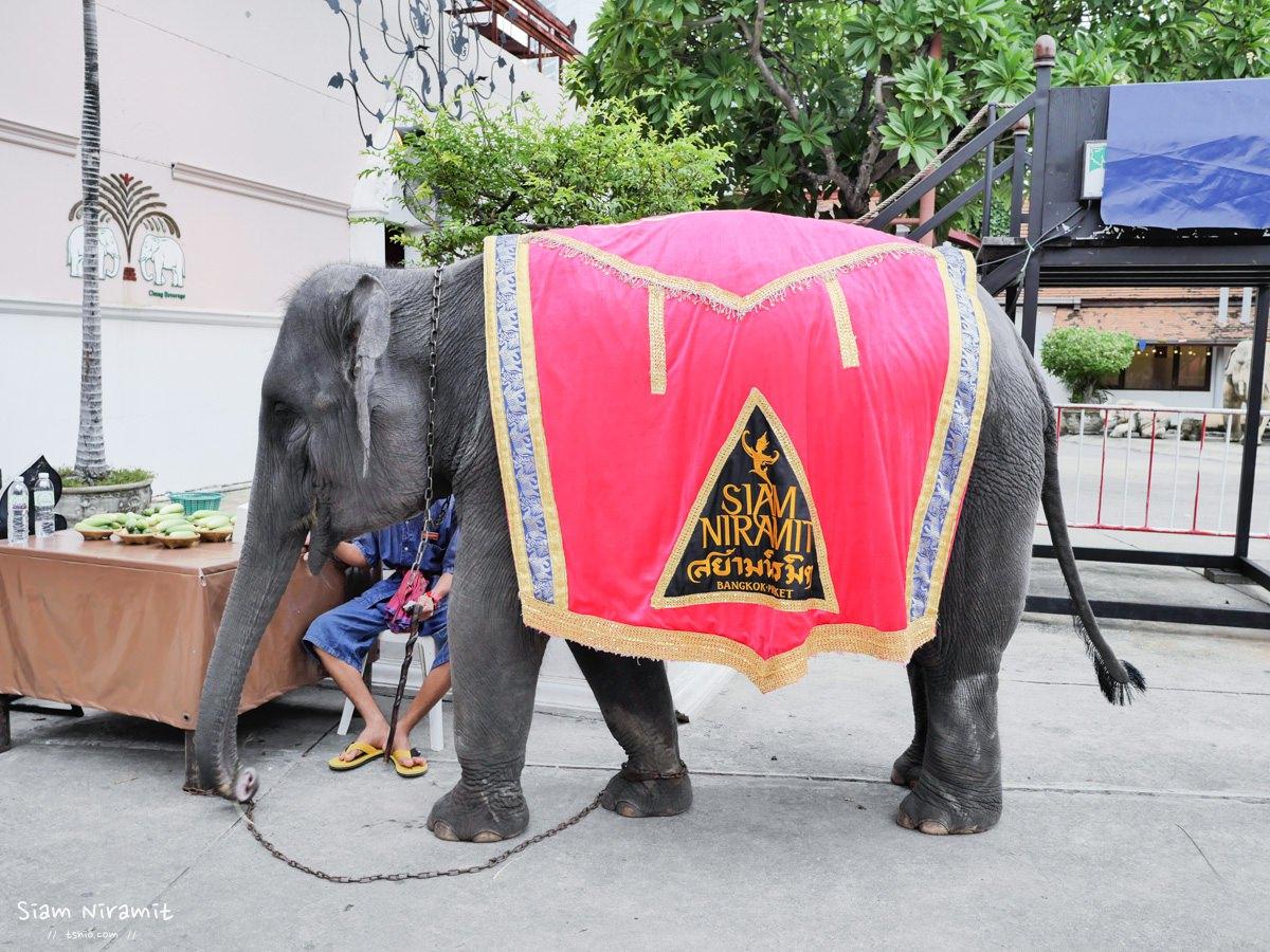 曼谷景點 暹羅天使劇場 Siam Niramit 泰國最精彩表演秀 包含豐盛自助晚餐