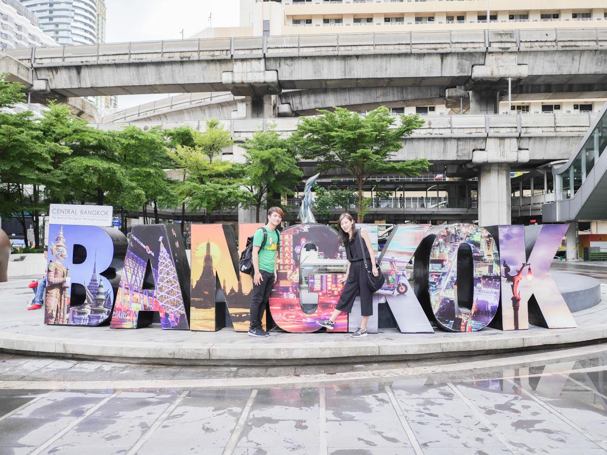 曼谷自由行 八天七夜曼谷行程景點網路交通住宿懶人包