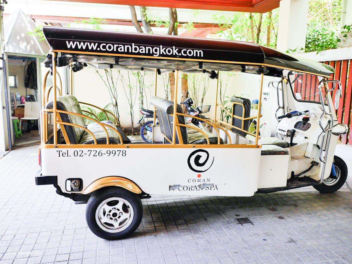 曼谷按摩推薦 | Coran Boutique Spa 日式風格泰國精品按摩店