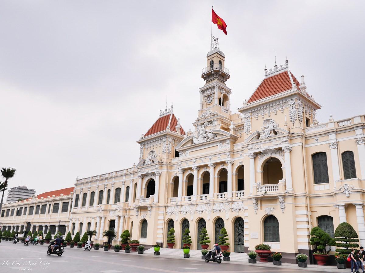 胡志明市必去景點總整理 第一郡景點地圖