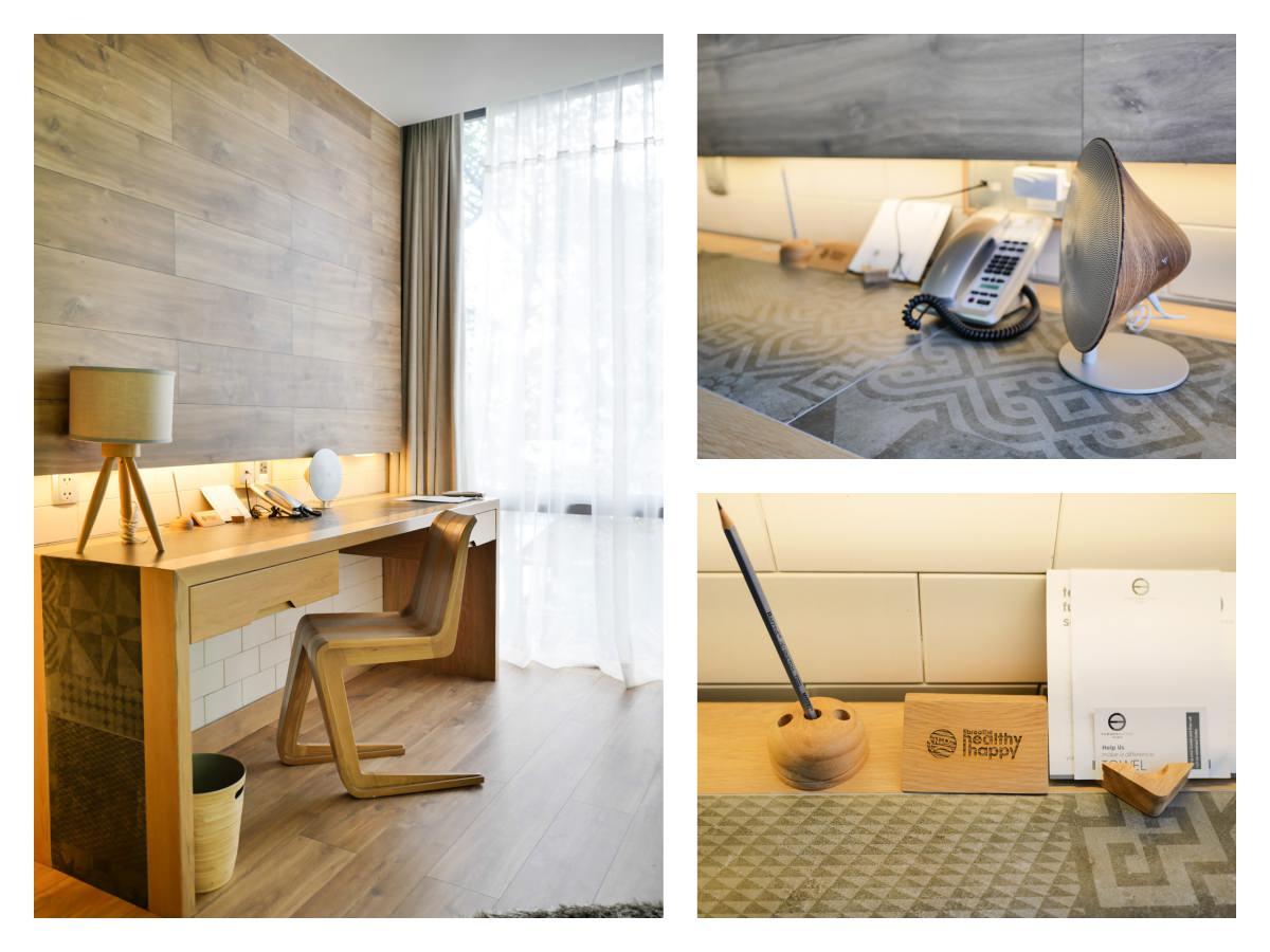 胡志明市住宿 Fusion Suites Saigon 客房篇 文青簡約風設計酒店