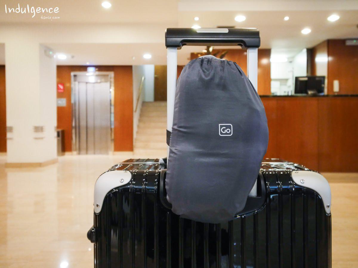 旅遊防搶包、頸枕推薦 INDULGENCE旅行生活用品