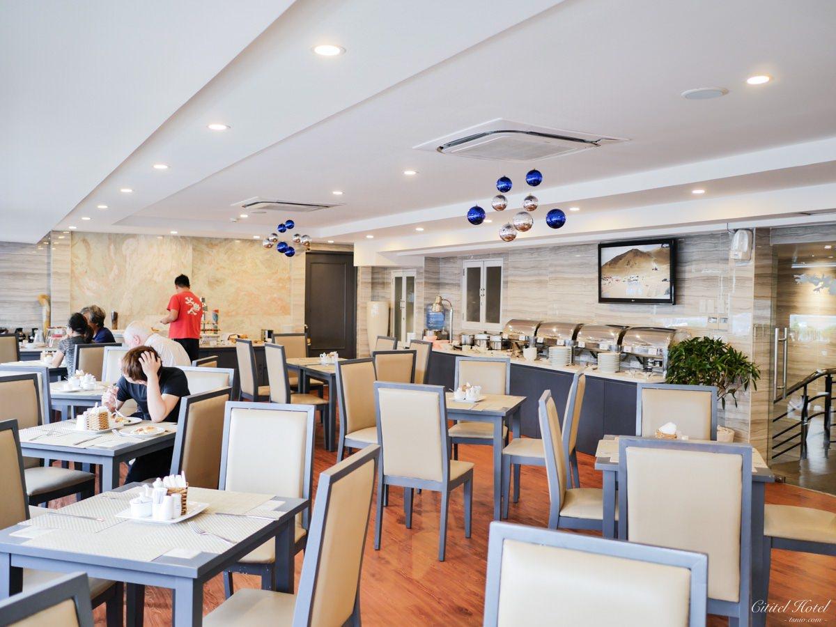 胡志明市住宿 Cititel Central Saigon Hotel 平價飯店 鄰近濱城市場范五老街