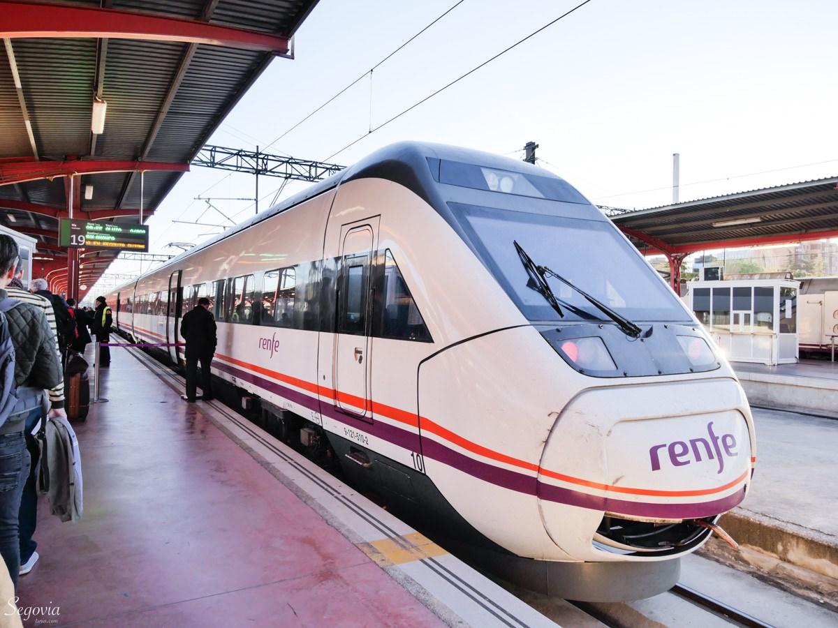 西班牙塞哥維亞自由行攻略 往返馬德里交通、當地交通、景點、行程、美食、住宿懶人包