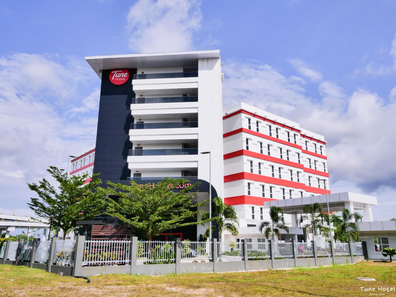 馬來西亞吉隆坡機場飯店 Tune Hotel Klia2