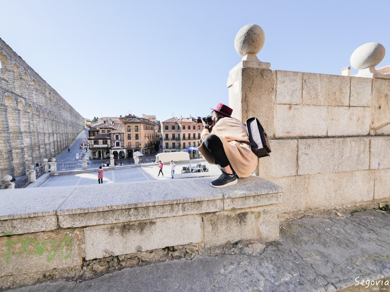 西班牙塞哥維亞景點 羅馬水道橋 Acueducto de Segovia 拍照攻略