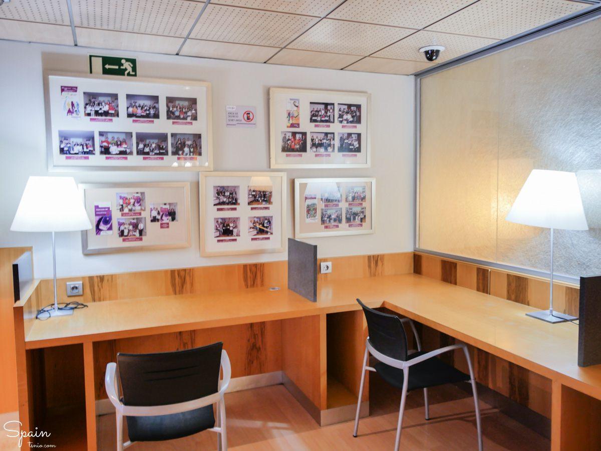 西班牙交通 西班牙國鐵火車站貴賓室 Sala Club