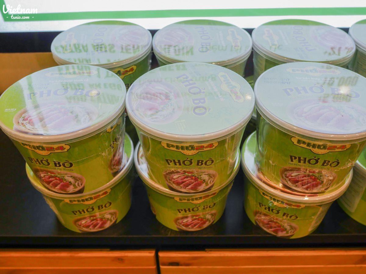 越南胡志明市美食推薦 Pho24 連鎖現代新潮河粉品牌