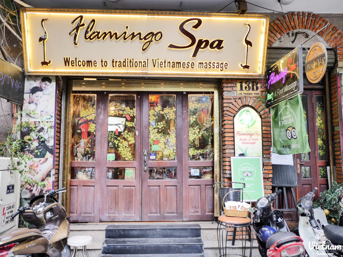 胡志明市Spa推薦 Flamingo Spa Tripadvisor好評按摩店