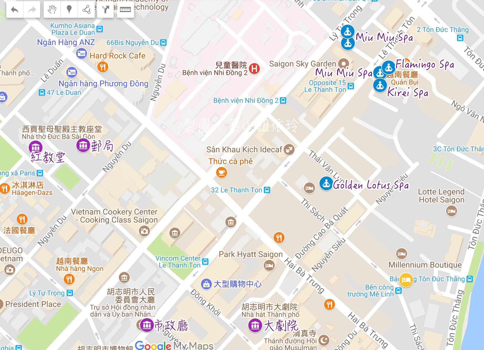 胡志明市Spa推薦 Flamingo Spa Tripadvisor好評按摩店