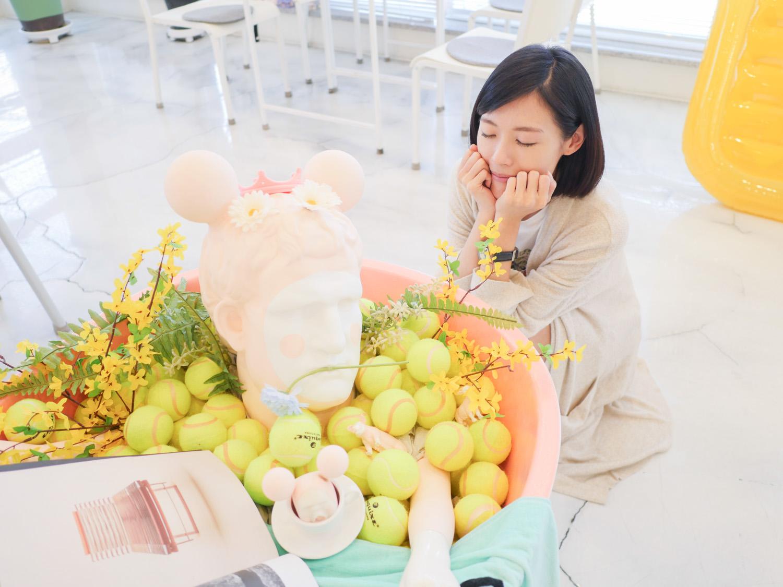 大邱美食 福拉幫咖啡廳 플라방 Cafe PLBG 新潮前衛夢幻咖啡廳 大邱咖啡廳特輯