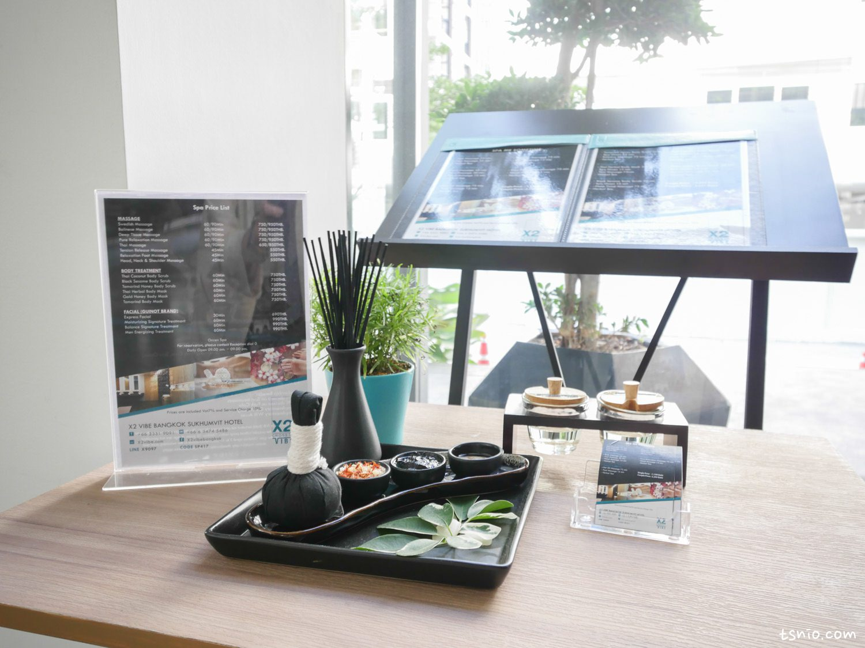 曼谷飯店推薦 X2 Vibe Bangkok Sukhumvit Hotel 平價擁有超值享受設計酒店