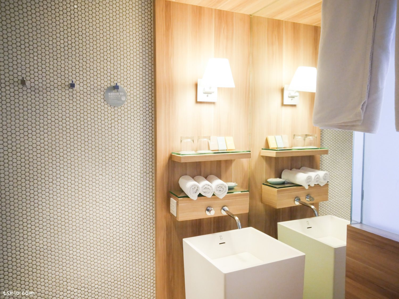 曼谷飯店推薦 Happy 3 Hotel 無印良品簡約風設計酒店