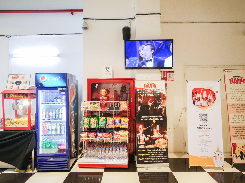 曼谷景點 亂打秀 NANTA 來自韓國的無語言表演 曼谷劇場推薦