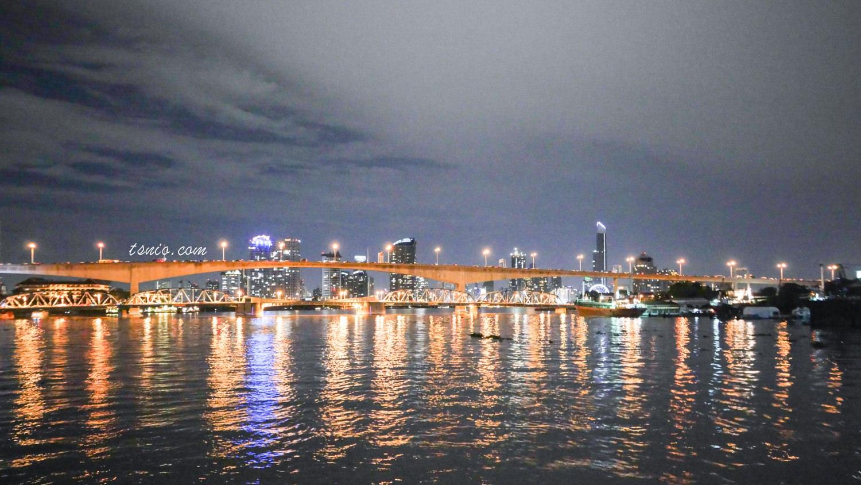 曼谷昭披耶河遊船晚宴 大珍珠號 Grand Pearl