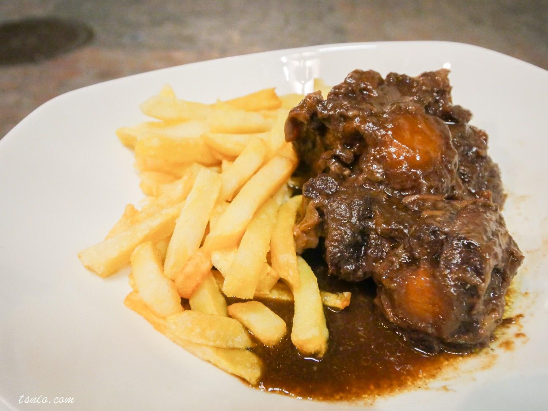 西班牙哥多華美食 Casa Rubio 美味燉牛尾餐廳