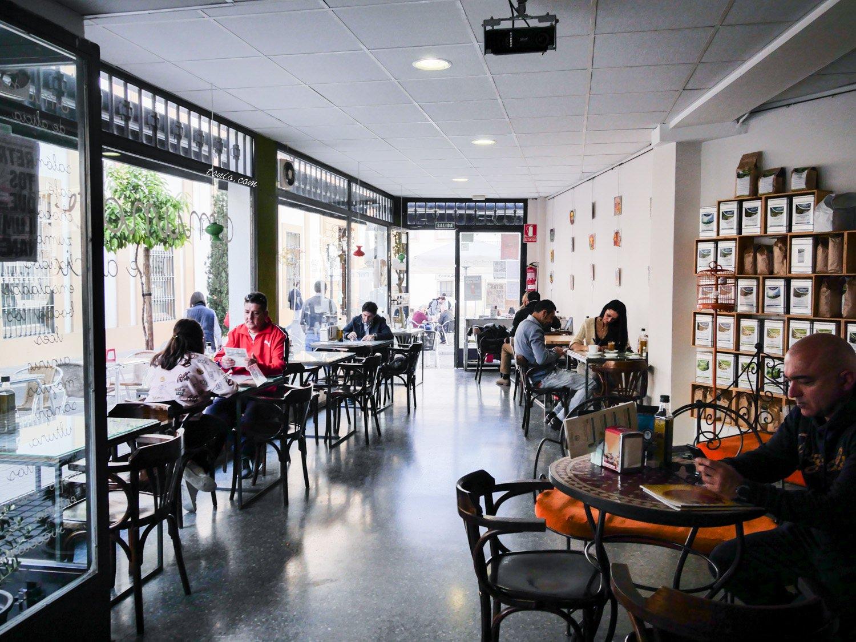 西班牙哥多華美食推薦 Omundo de Alicia 平價美味早餐