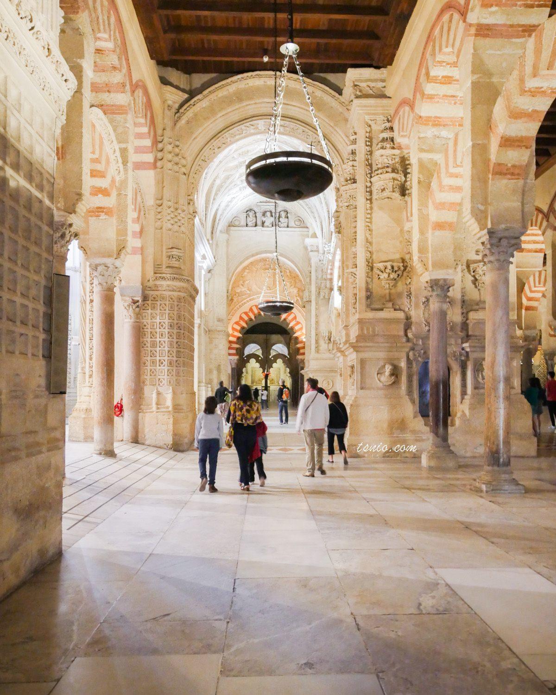 西班牙哥多華景點 清真寺主教堂 Mezquita Catedral