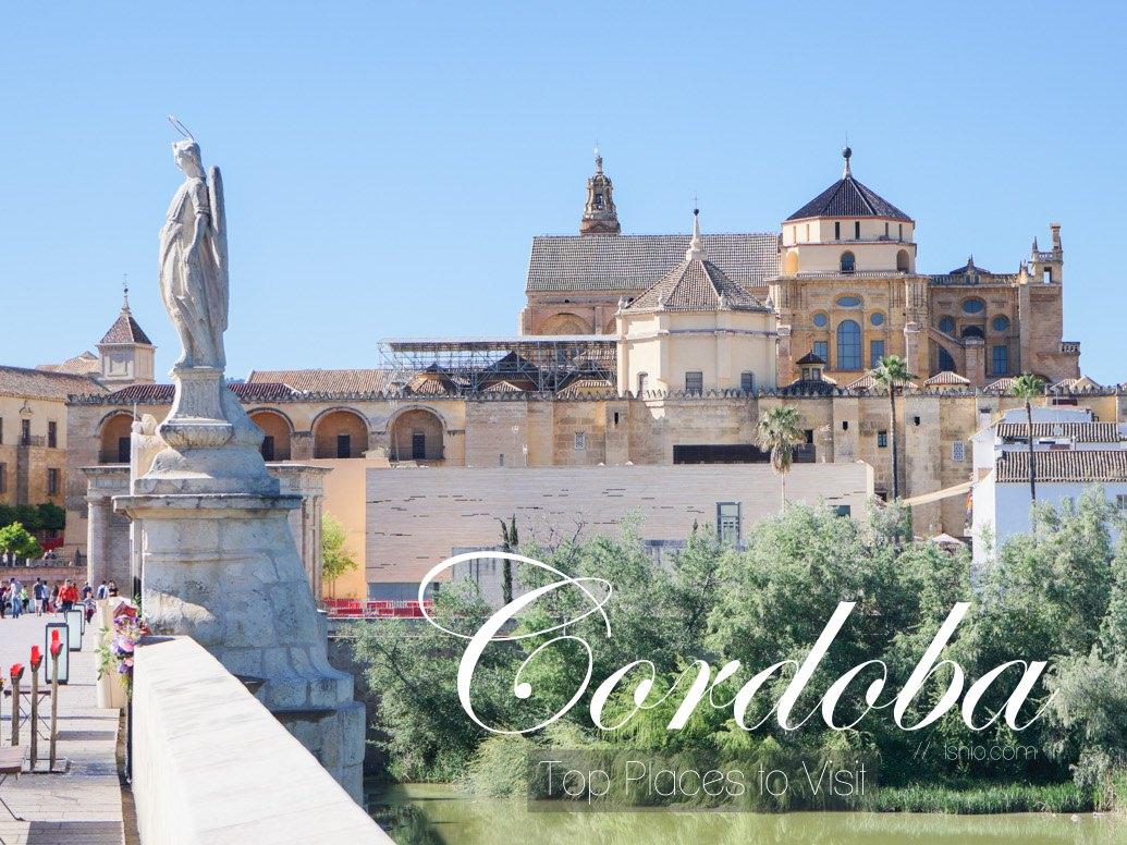 西班牙哥多華自由行攻略 Cordoba 交通、景點、行程、美食、住宿懶人包