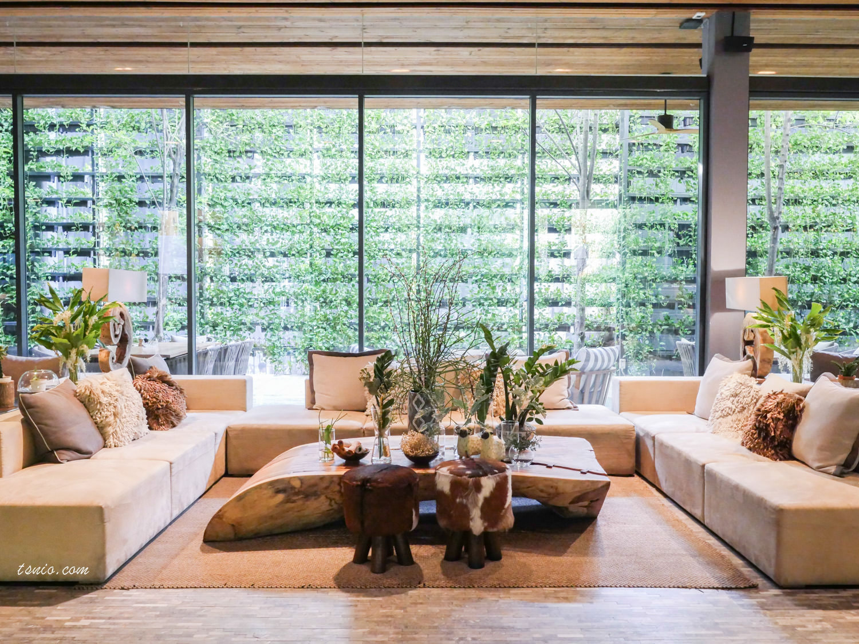 曼谷飯店推薦 Ad Lib Bangkok 城市中的一抹靜謐 Phloen Chit 站設計旅店