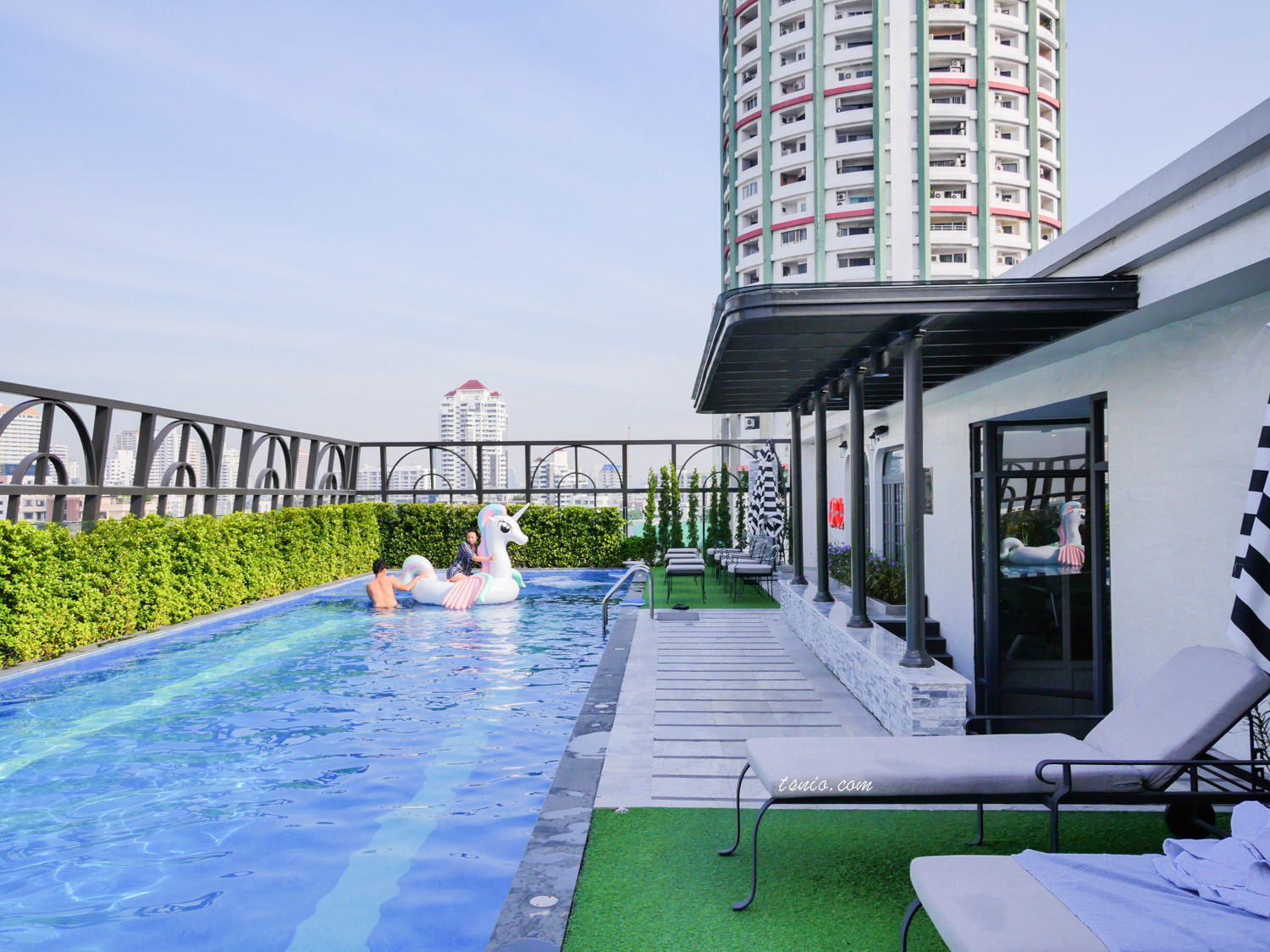 曼谷飯店推薦 The Salil Hotel Sukhumvit 57 Thonglor夢幻優雅設計酒店