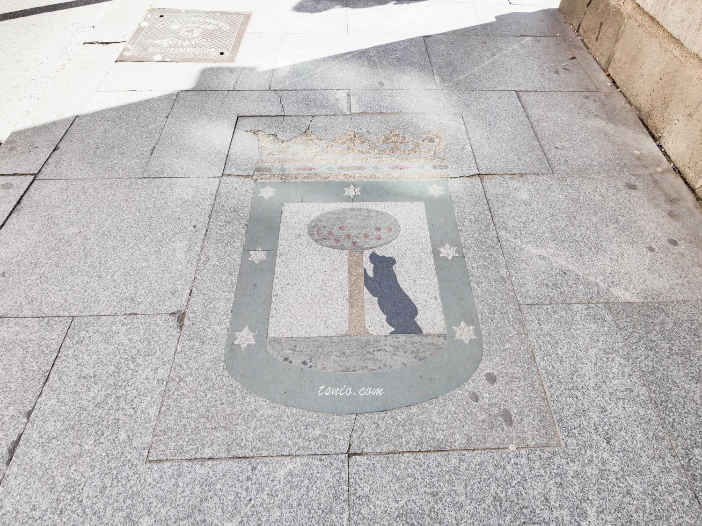 西班牙馬德里景點總整理 馬德里散步地圖