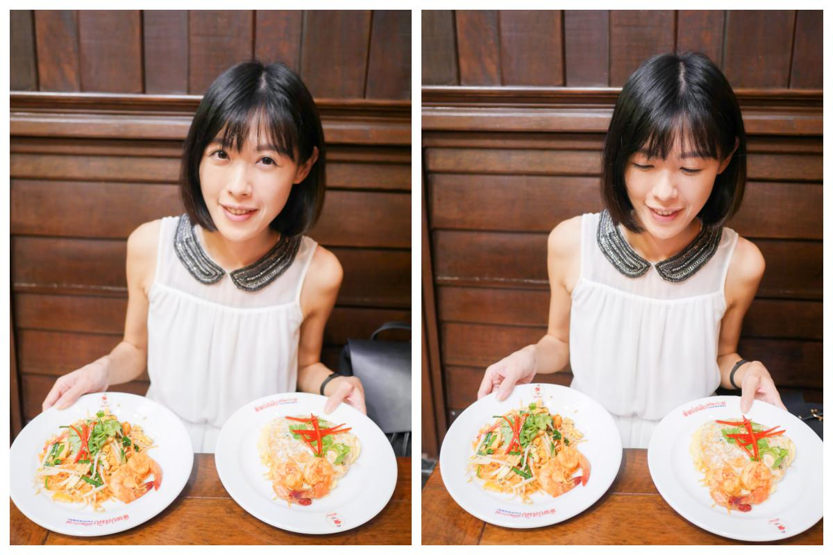 曼谷道地美食推薦 Thip Samai Pad Thai 鬼門泰式炒麵 舊城區夜間小吃