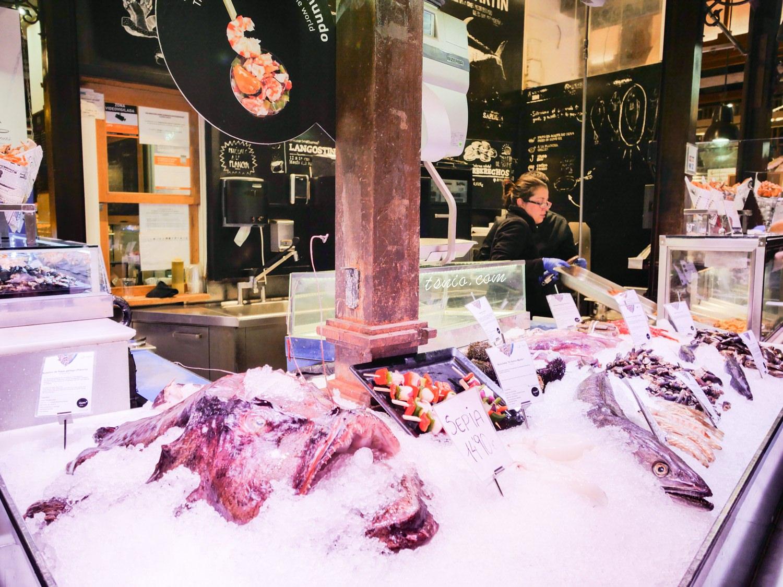 西班牙馬德里美食推薦 聖米格爾市場 Mercado de San Miguel 必逛當地市集