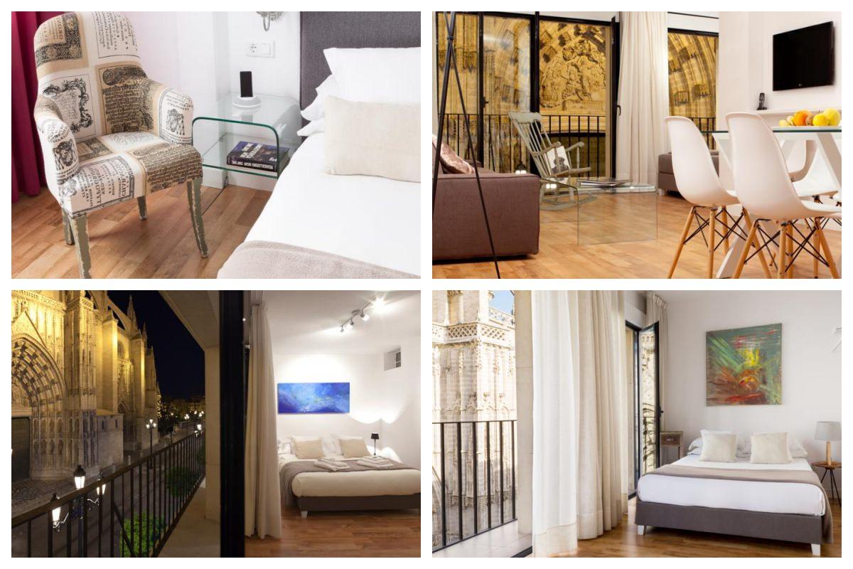 西班牙塞維亞住宿推薦總整理 精選設計民宿飯店