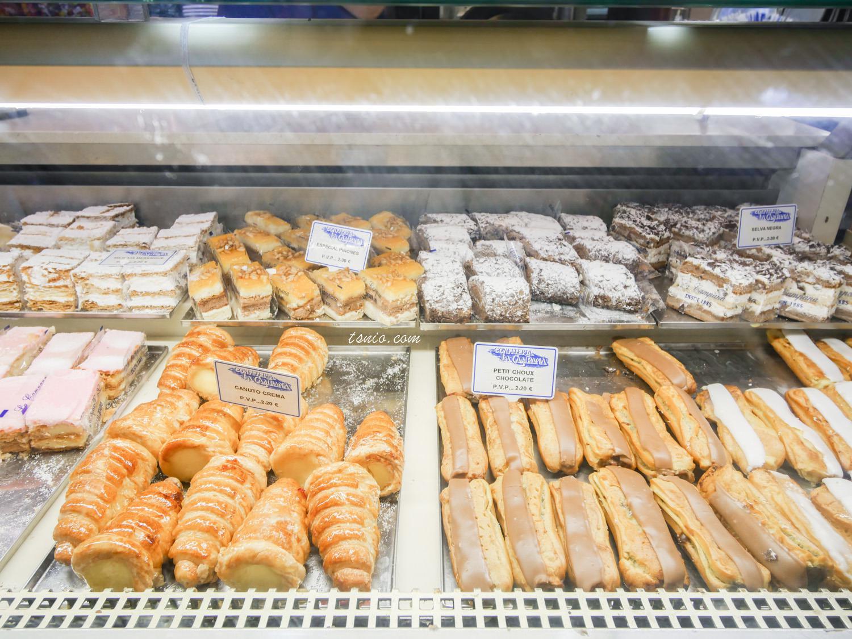 西班牙塞維亞美食推薦 Confitería La Campana 百年糕餅店