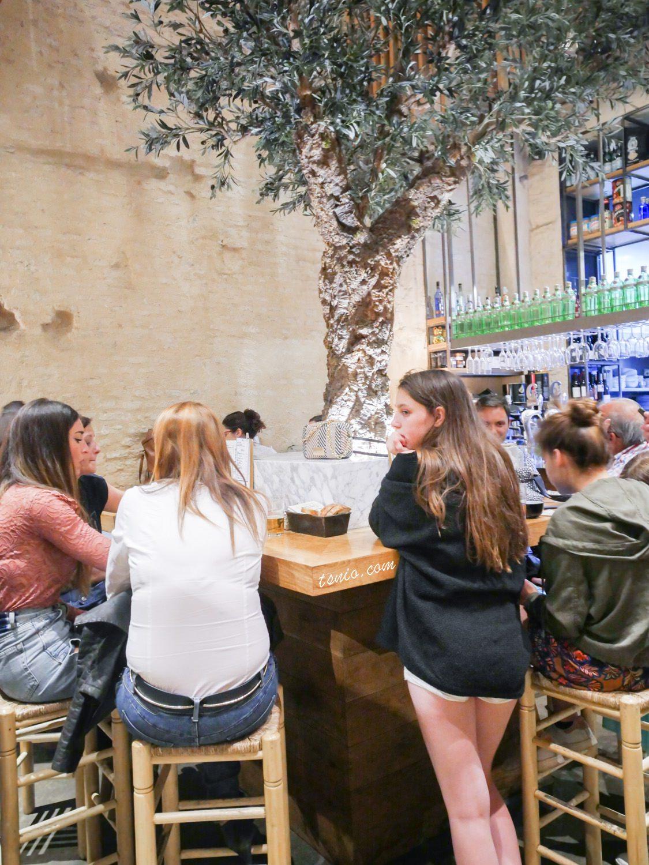 西班牙塞維亞美食推薦 Perro Viejo Tapas Bar 創意小酒館餐廳