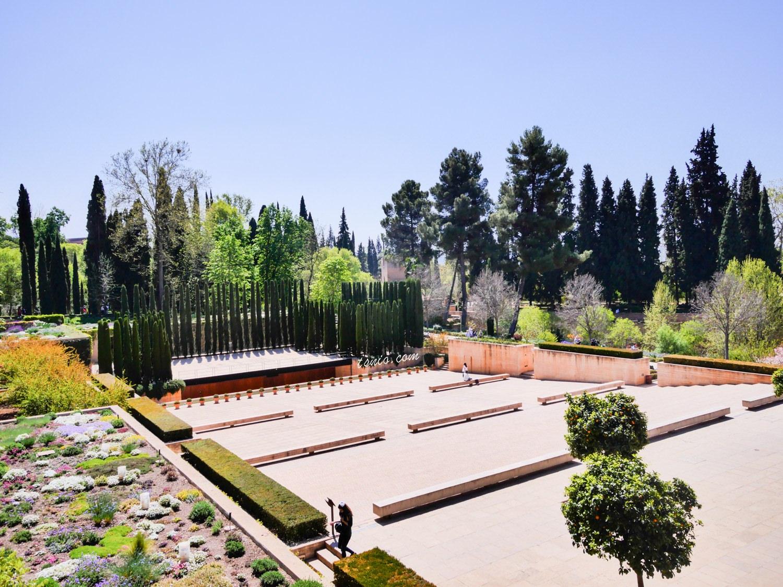 西班牙格拉納達景點 阿爾罕布拉宮 La Alhambra 交通門票參觀路線攻略
