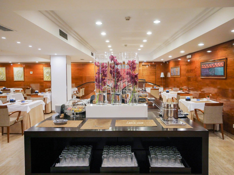 西班牙巴塞隆納飯店推薦 NH Eixample 擴展區連鎖平價三星住宿