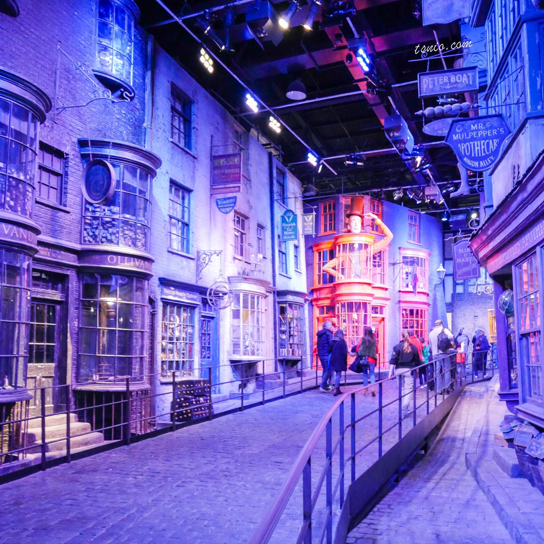 英國倫敦景點 哈利波特影城一日遊