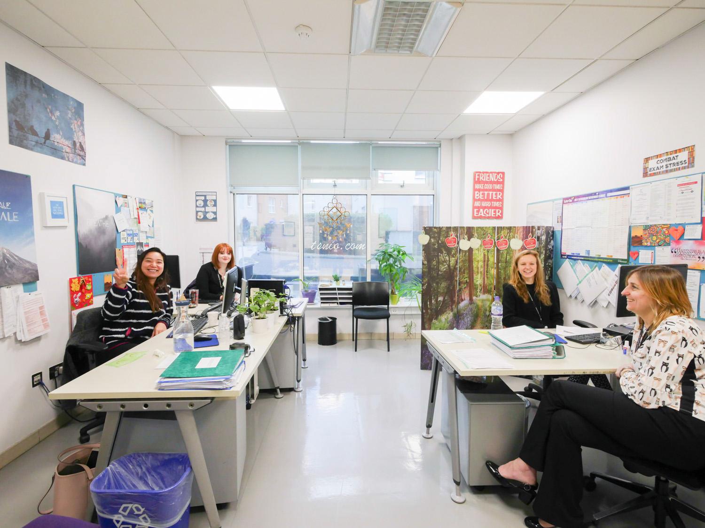 英國遊學 倫敦語言學校心得分享 Embassy English London