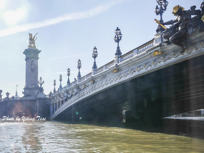 巴黎遊船推薦La Marina 塞納河遊船午餐