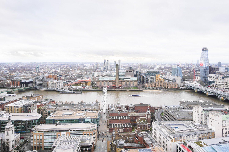 英國倫敦景點 聖保羅大教堂 St Paul's Cathedral