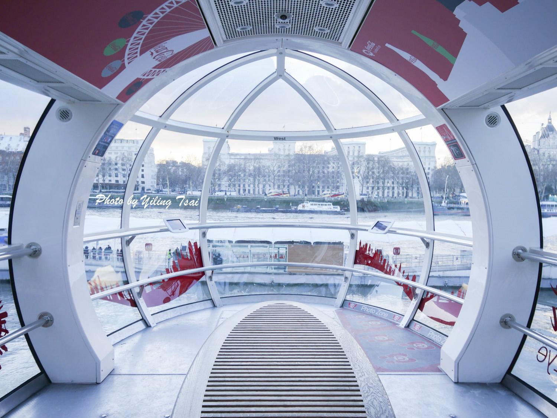 英國倫敦景點 倫敦眼 London Eye 倫敦最棒的景色