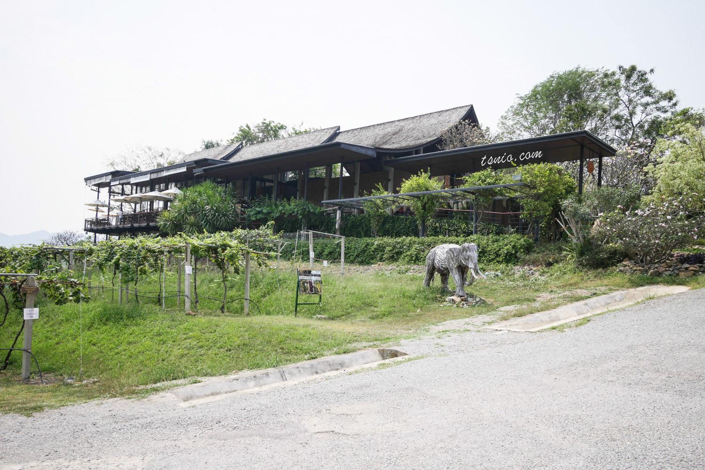 泰國華欣景點 Monsoon Valley Vineyard 葡萄酒莊園