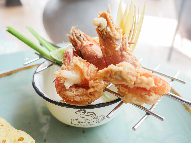 泰國華欣美食推薦 White Oven at SO Sofitel Hua Hin 創意泰式料理