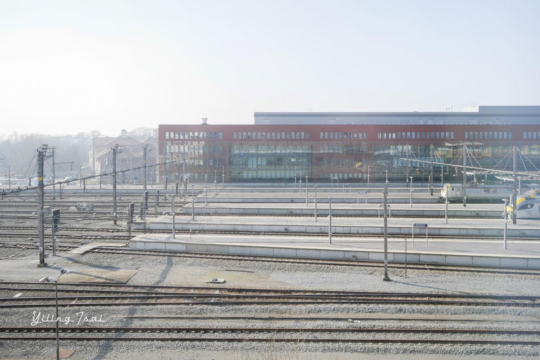 比利時布魯日住宿推薦 ibis budget Brugge Centrum Station 布魯日車站旁住宿