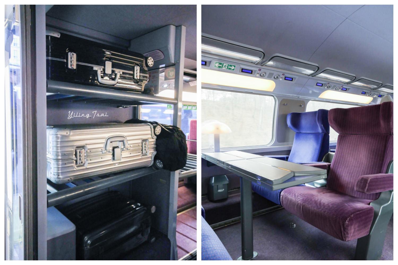 巴黎往返盧森堡交通 TGV高速列車搭乘心得