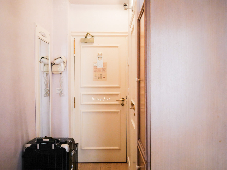 法國巴黎住宿推薦 Hotel Gavarni 加瓦尼酒店 夏佑宮附近精品飯店