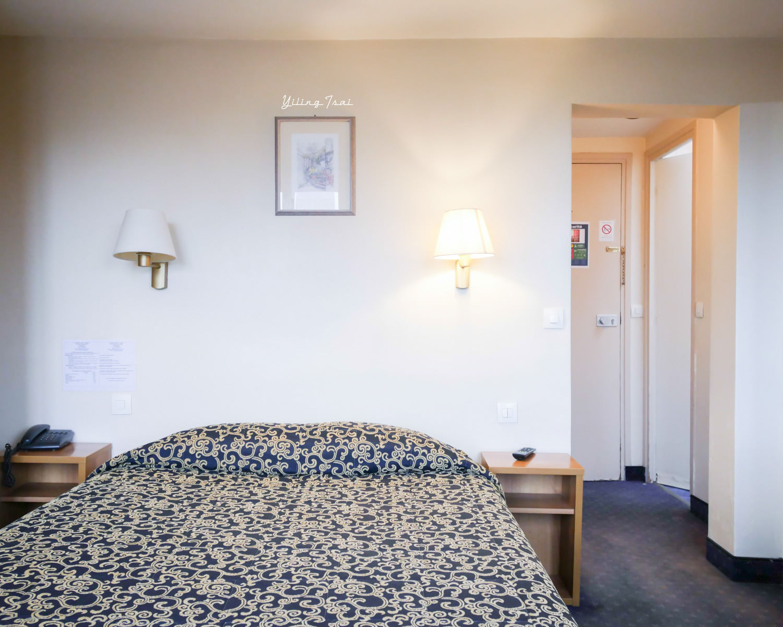 法國巴黎住宿推薦 Hotel Beauvoir 波伏瓦酒店 拉丁區交通便利三星飯店