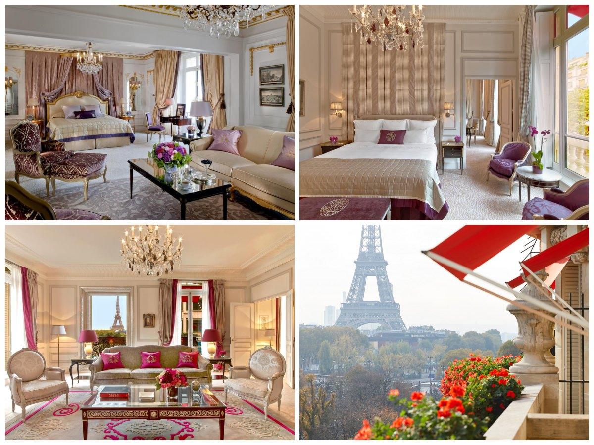 法國巴黎住宿推薦 安全住宿區域挑選 精選設計飯店總整理