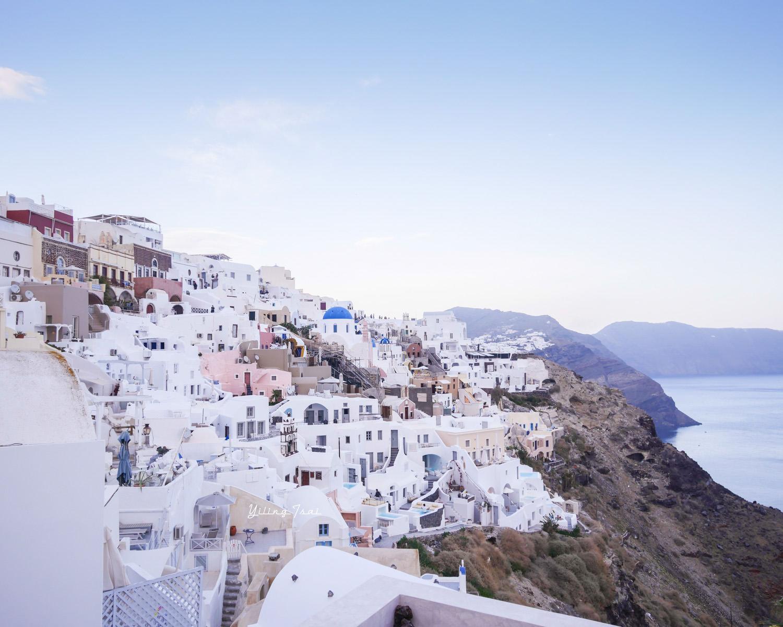 希臘聖托里尼洞穴屋推薦 VIP Suites Oia伊亞住宿飯店