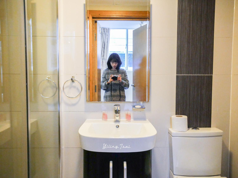 英國倫敦住宿推薦 Kings Cross Inn Hotel 國王十字車站附近飯店