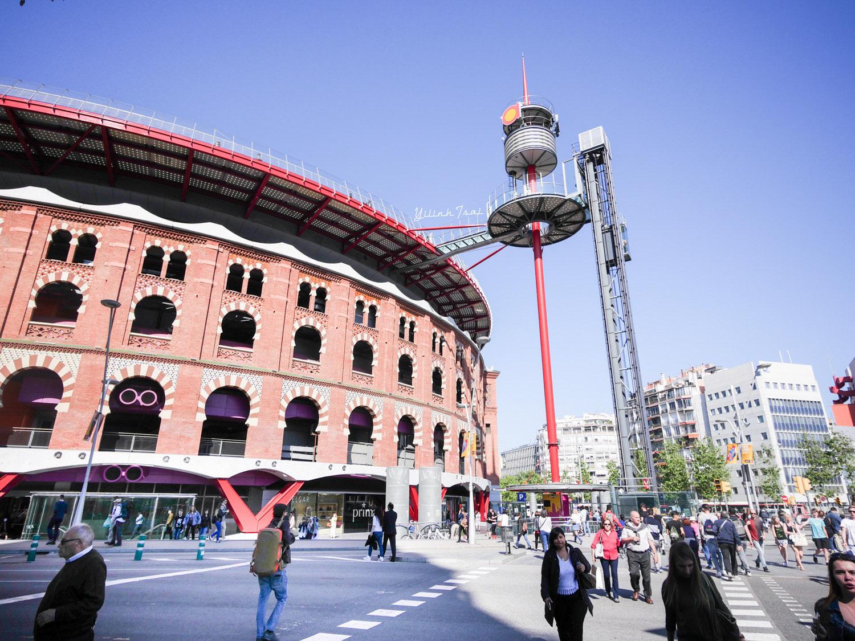 西班牙巴塞隆納景點 西班牙廣場、加泰隆尼亞美術館、魔幻噴泉