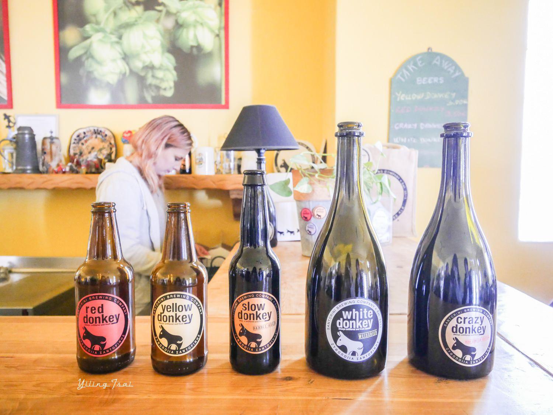 希臘聖托里尼 驢子啤酒廠 donkey beers 聖托里尼必喝